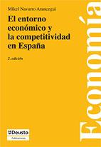 El Entorno Economico Y La Competitividad En España (2ª Ed) por Mikel Navarro Arancegui epub