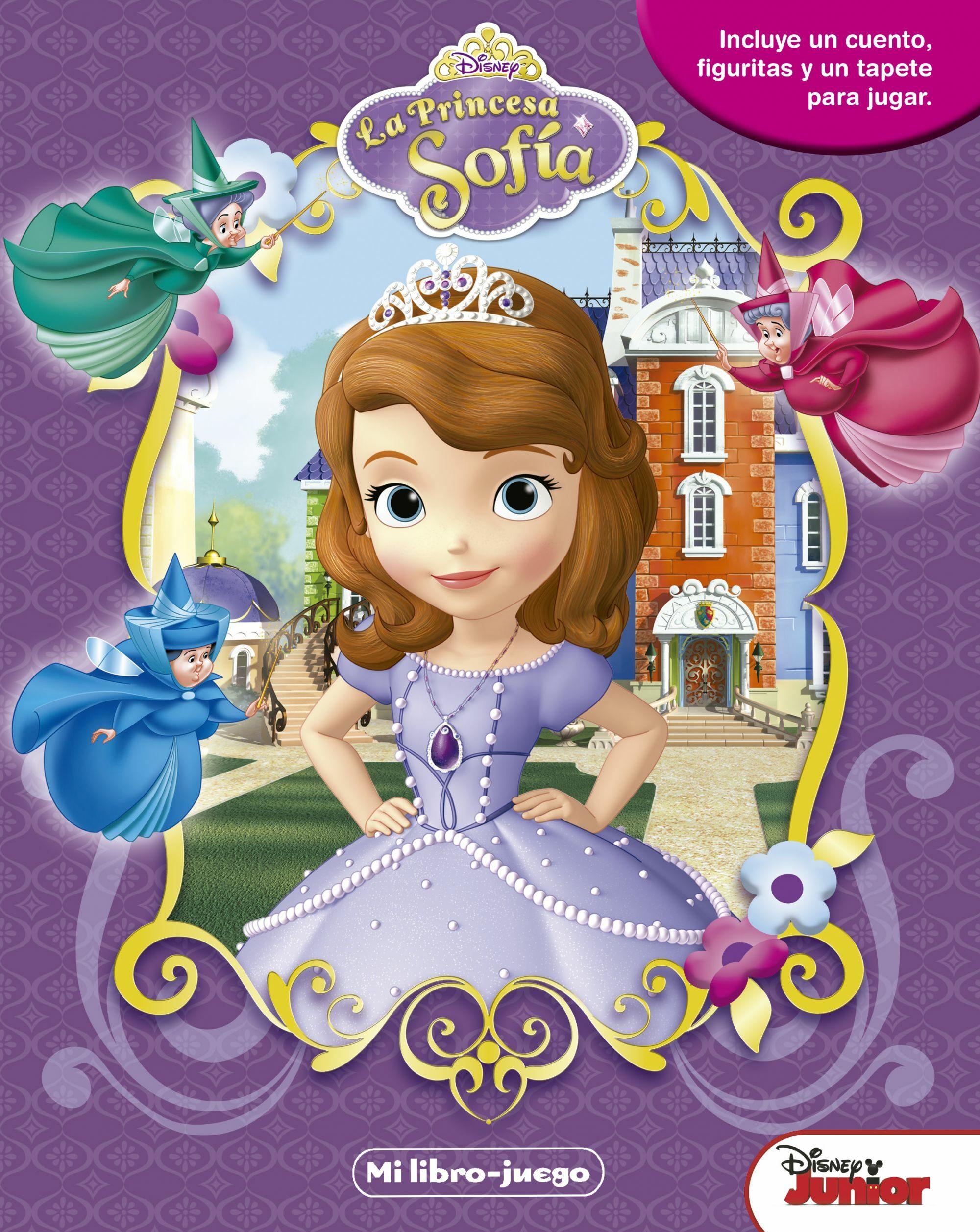 La princesa sofia mi libro juego vv aa comprar libro - Foto princesa sofia ...