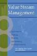 Value Stream Management: Eight Steps To Planning, Mapping, And Sustaining Lean Improvement por Don Tapping;                                                                                                                                                                    