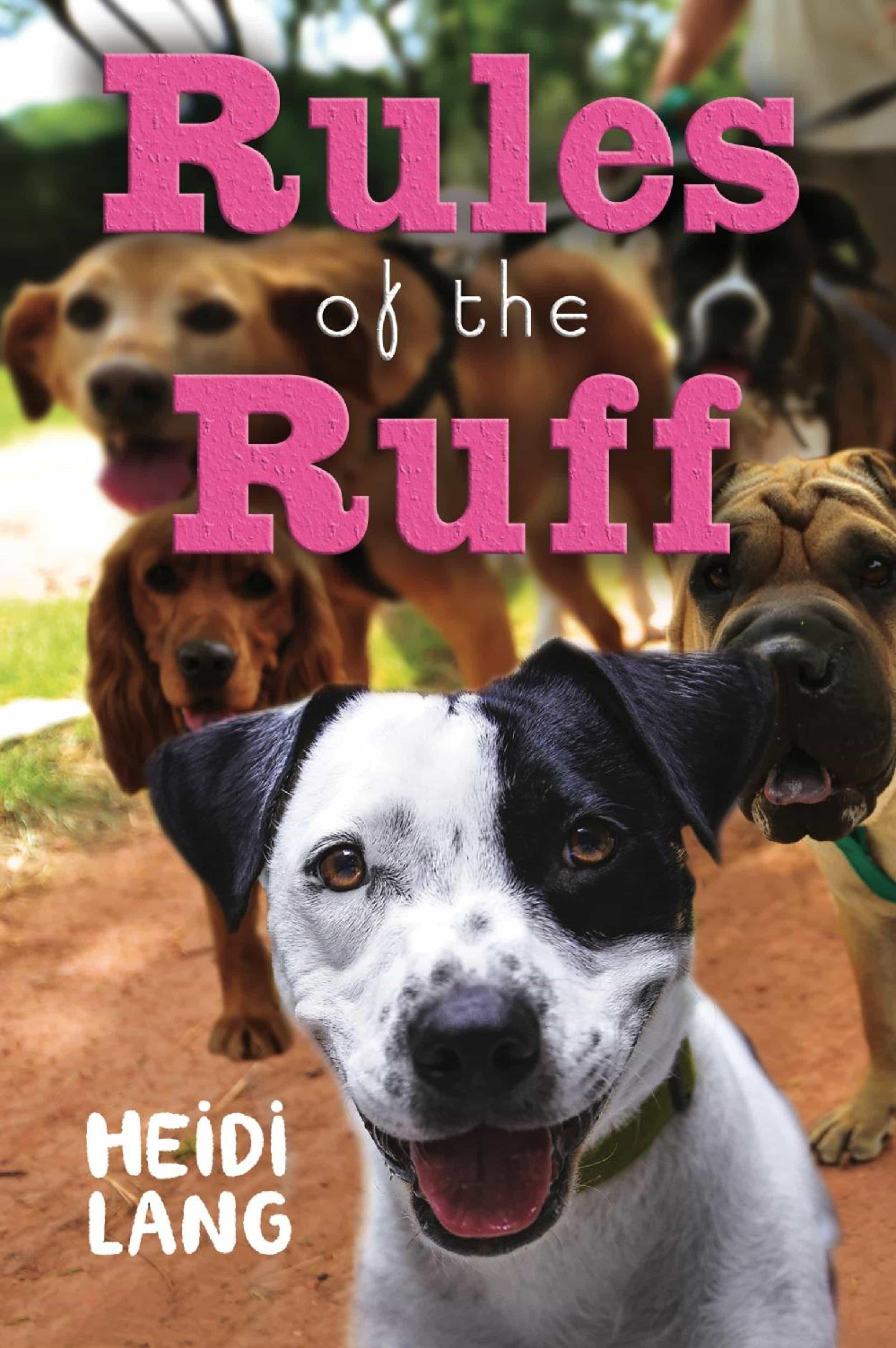 rules of the ruff (ebook)-heidi lang-9781683354055