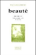 Beaute (en Vers) (1917-1923)/belleza (en Verso) (1917-1923) por Juan Ramon Jimenez Gratis