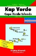Cabo Verde = Cap Vert = Kap Verde = Cape Verde Islands (freytag A Nd Berndt) (1:80000) por Vv.aa. epub