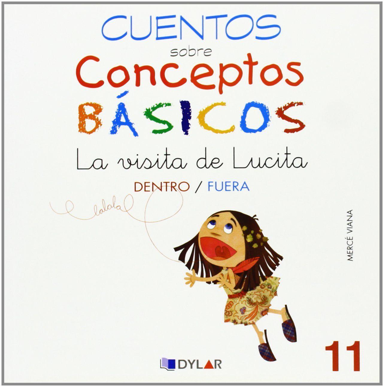 descargar CONCEPTOS BÁSICOS - 11 DENTRO / FUERA pdf, ebook
