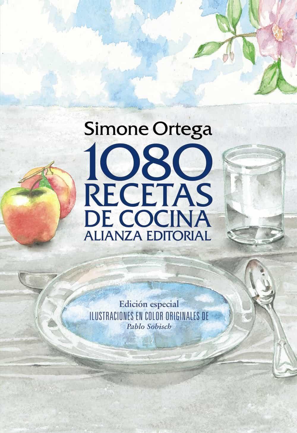 1080 Recetas De Cocina por Simone Ortega