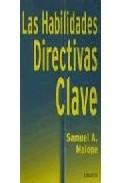 descargar LAS HABILIDADES DIRECTIVAS CLAVE pdf, ebook
