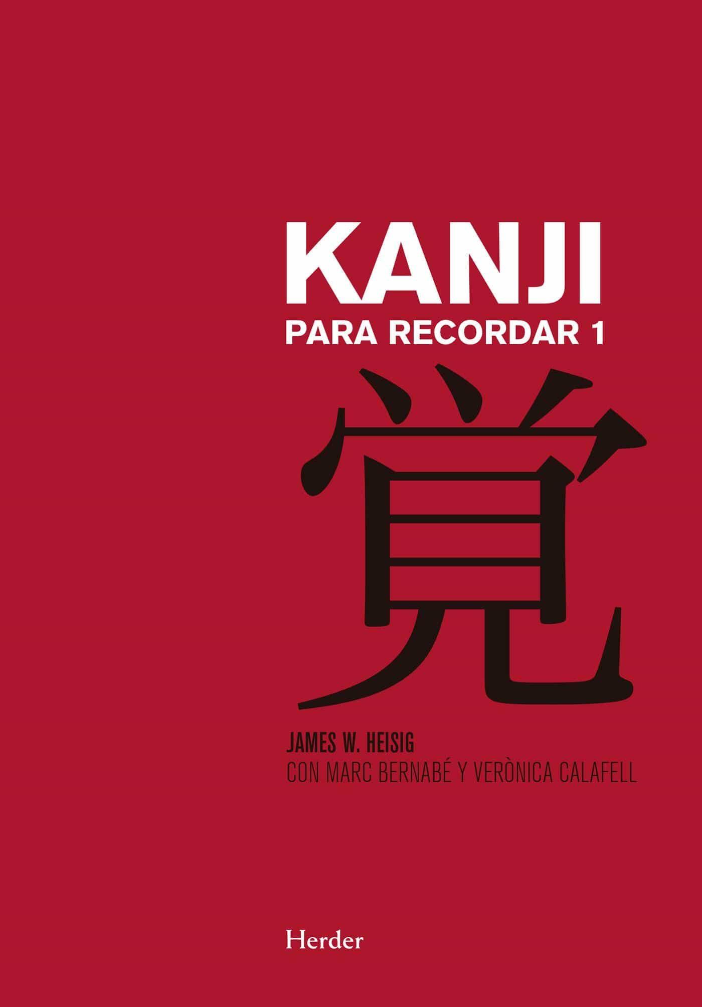 Kanji Para Recordar I   por James W. Heisig