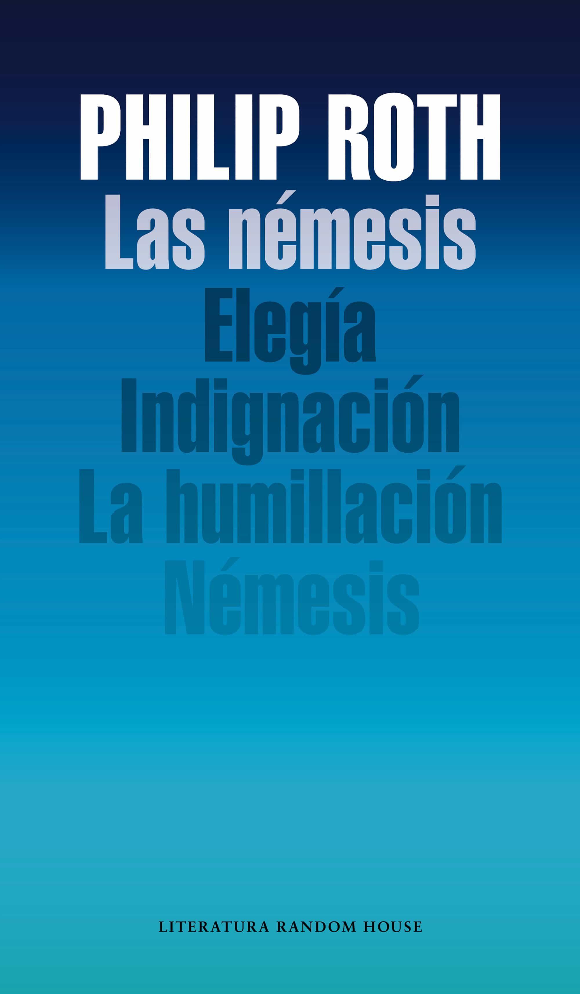 Las N�mesis (ebook)philip Roth9788439729655