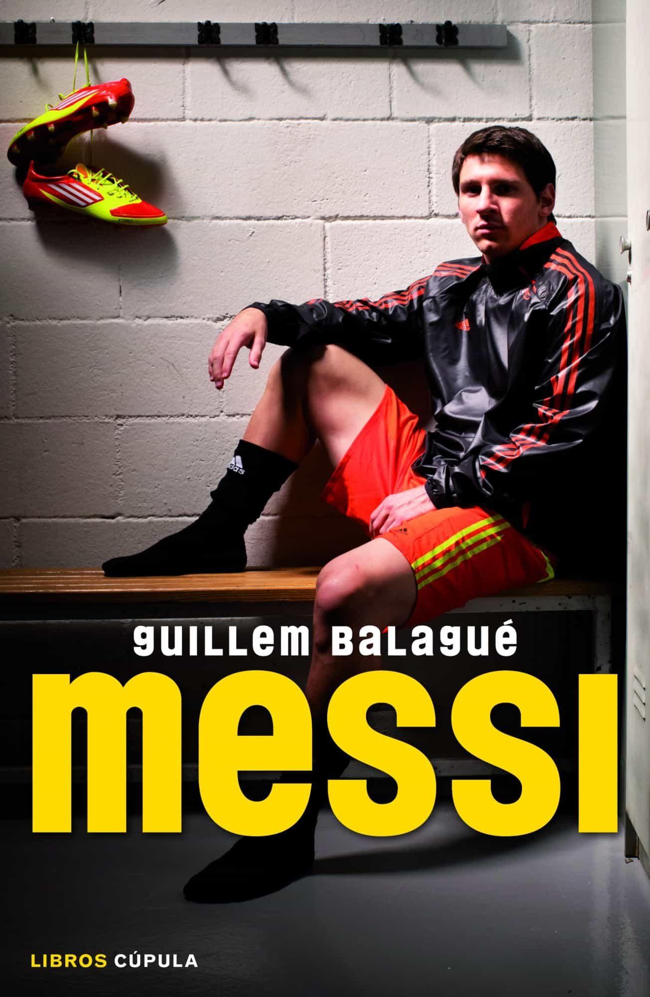 Messi por Guillem Balague epub