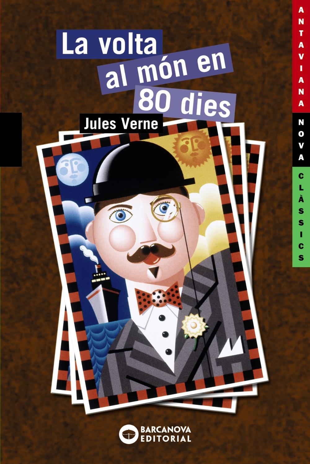 La Volta Al Mon En 80 Dies por Jules Verne epub