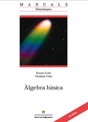 Algebra Basica por Ferran Cedo Gratis
