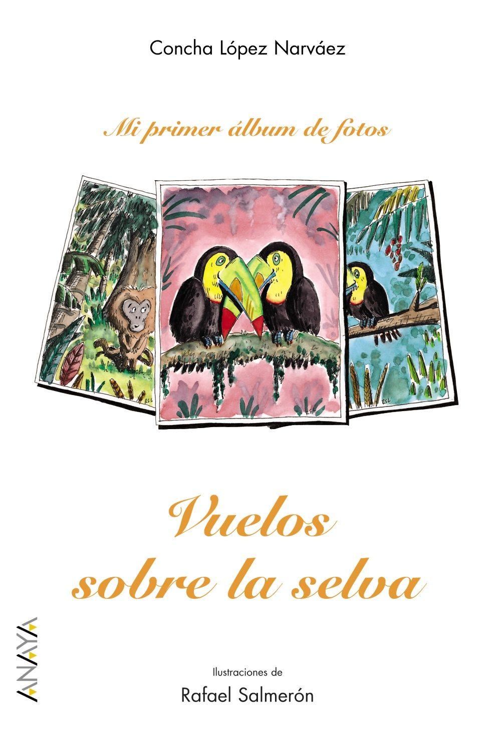 descargar VUELOS SOBRE LA SELVA pdf, ebook