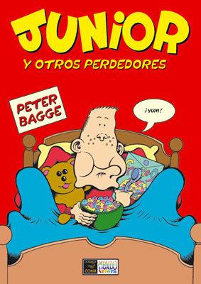 Mundo Idiota: Junior Y Otros Perdedores por Peter Bagge epub