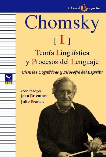 chomsky i: teoria linguistica y procesos del lenguaje-jean bricmont-9788478844555