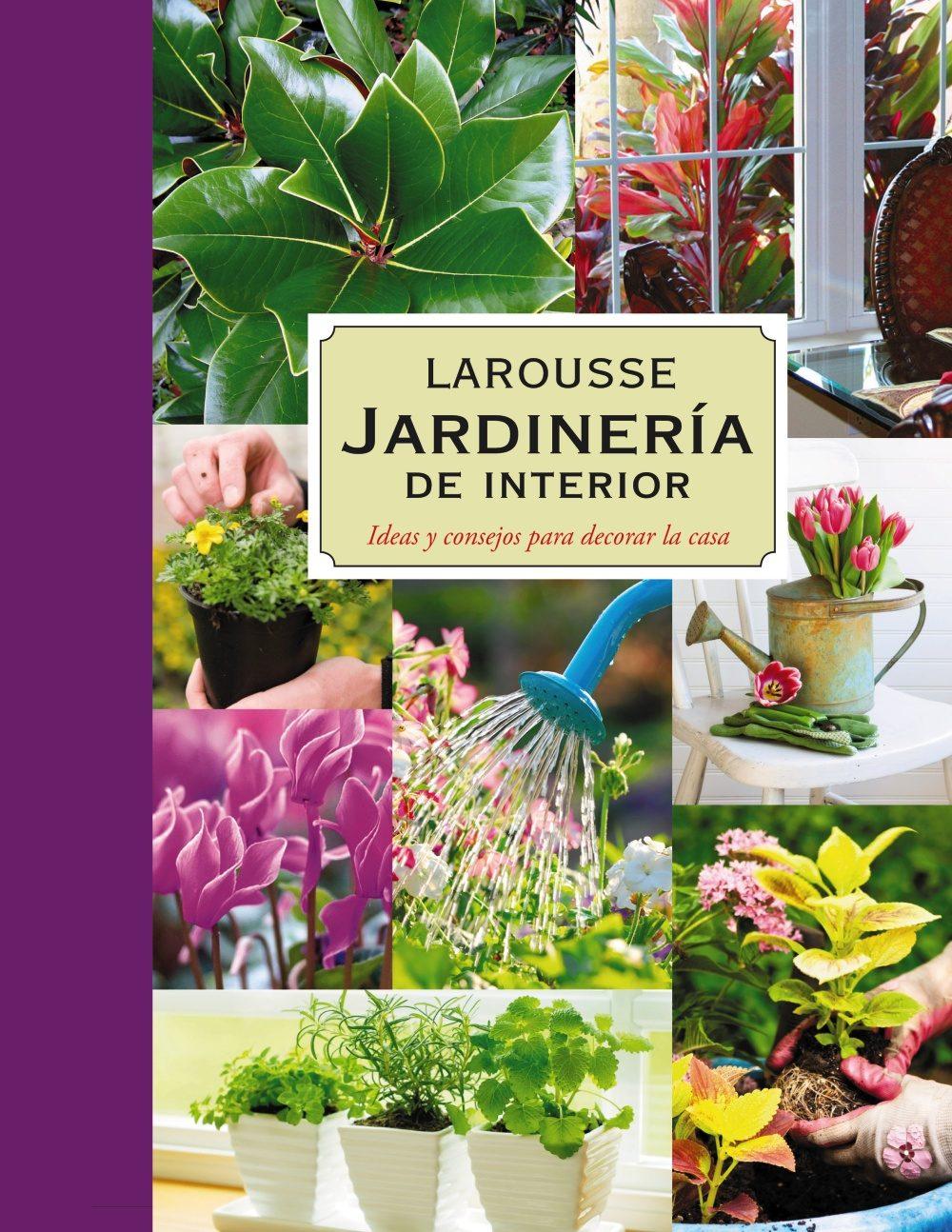 Jardineria plantas de interior vv aa comprar libro - Libros sobre jardineria ...