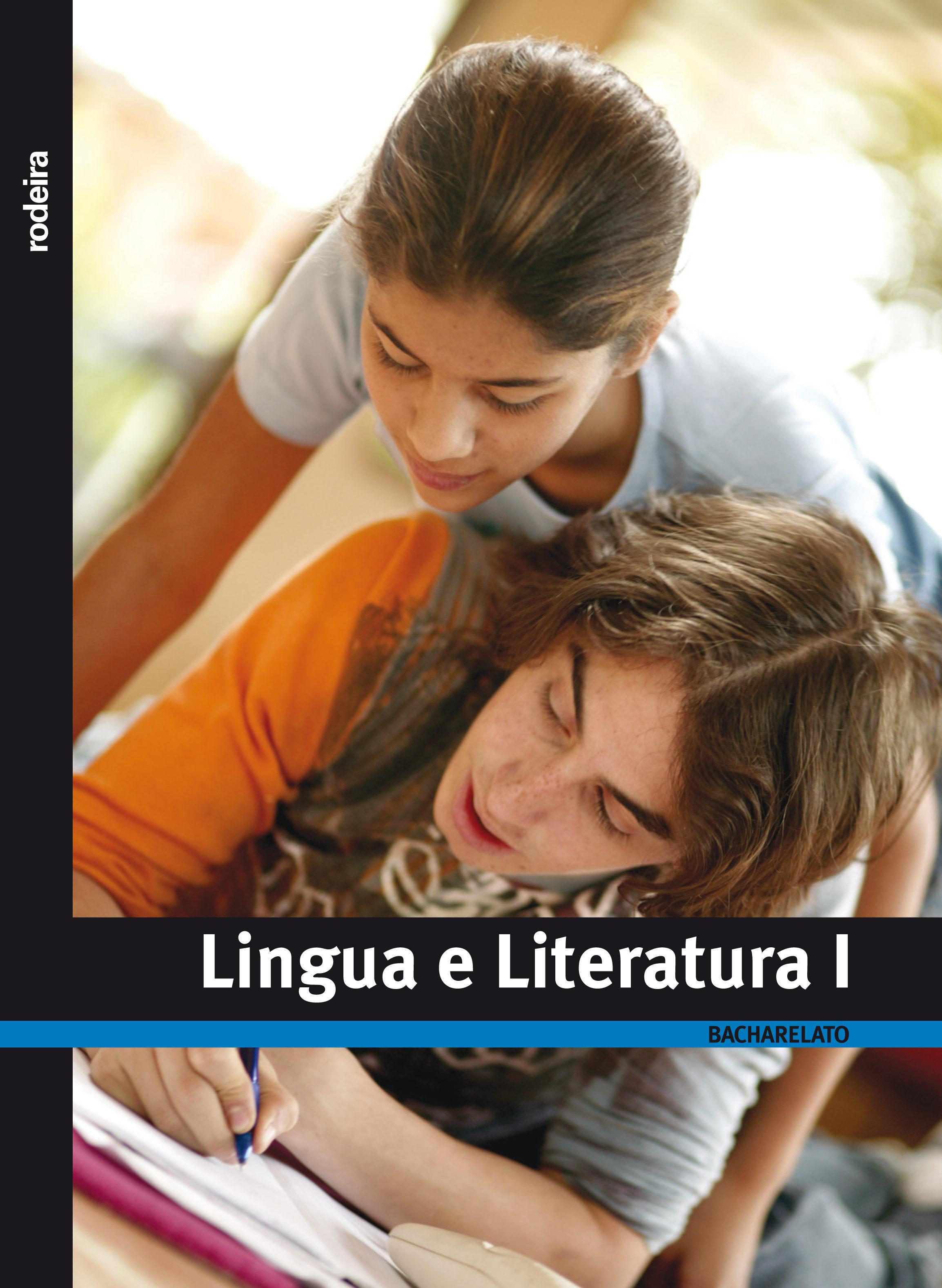 Lingua E Literatura 1 Bach por Vv.aa.