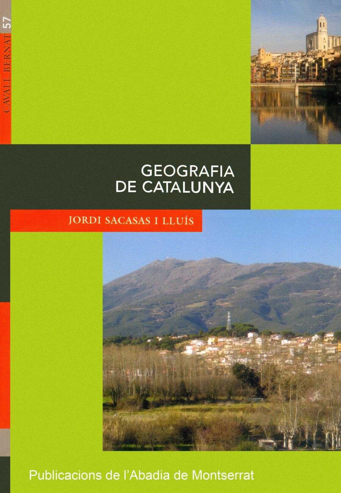 Geografia De Catalunya por Jordi Sacasas epub