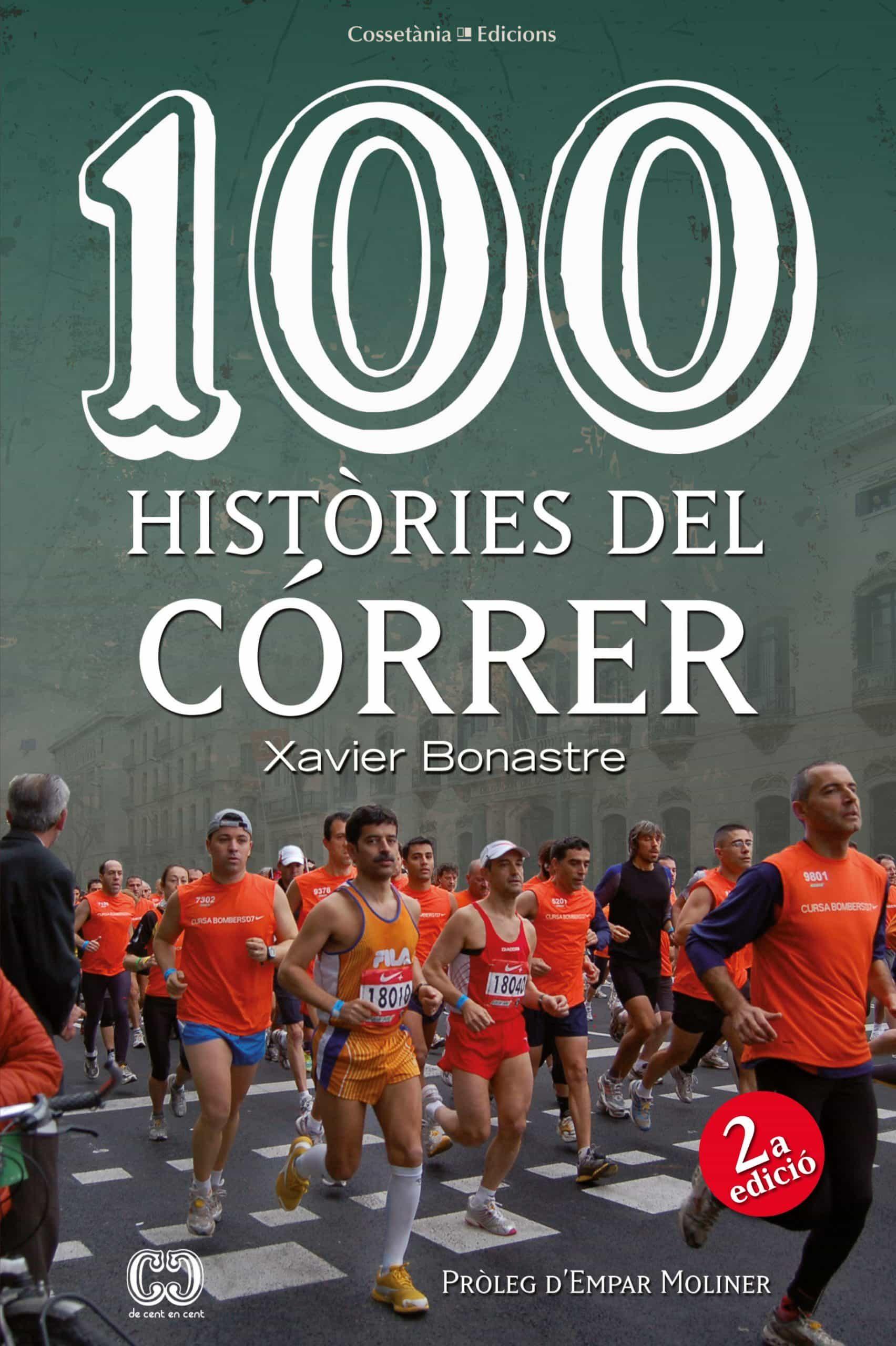 100 histories del córrer-xavier bonastre-9788490348055