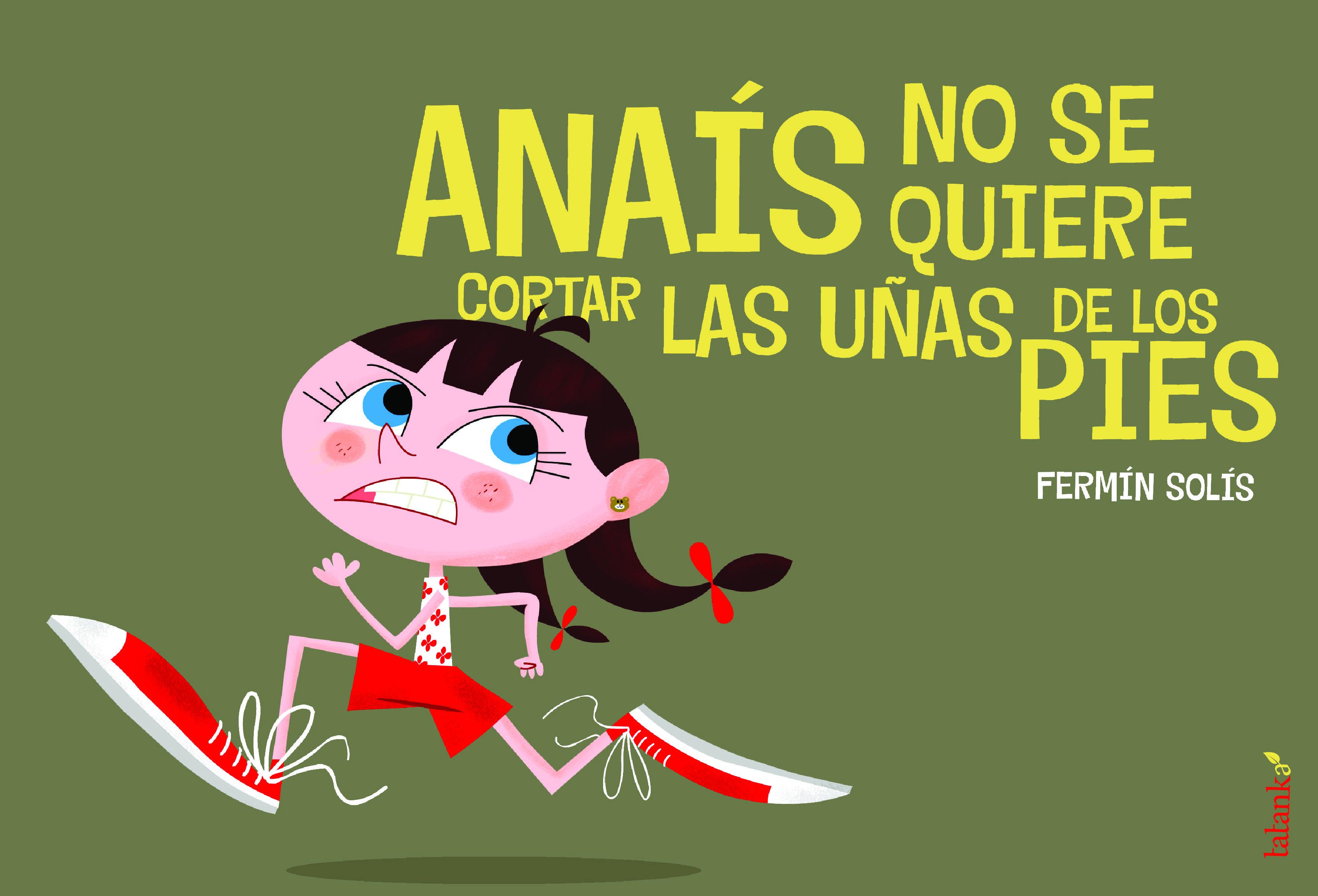ANAÍS NO SE QUIERE CORTAR LAS UÑAS DE LOS PIES | FERMIN SOLIS ...