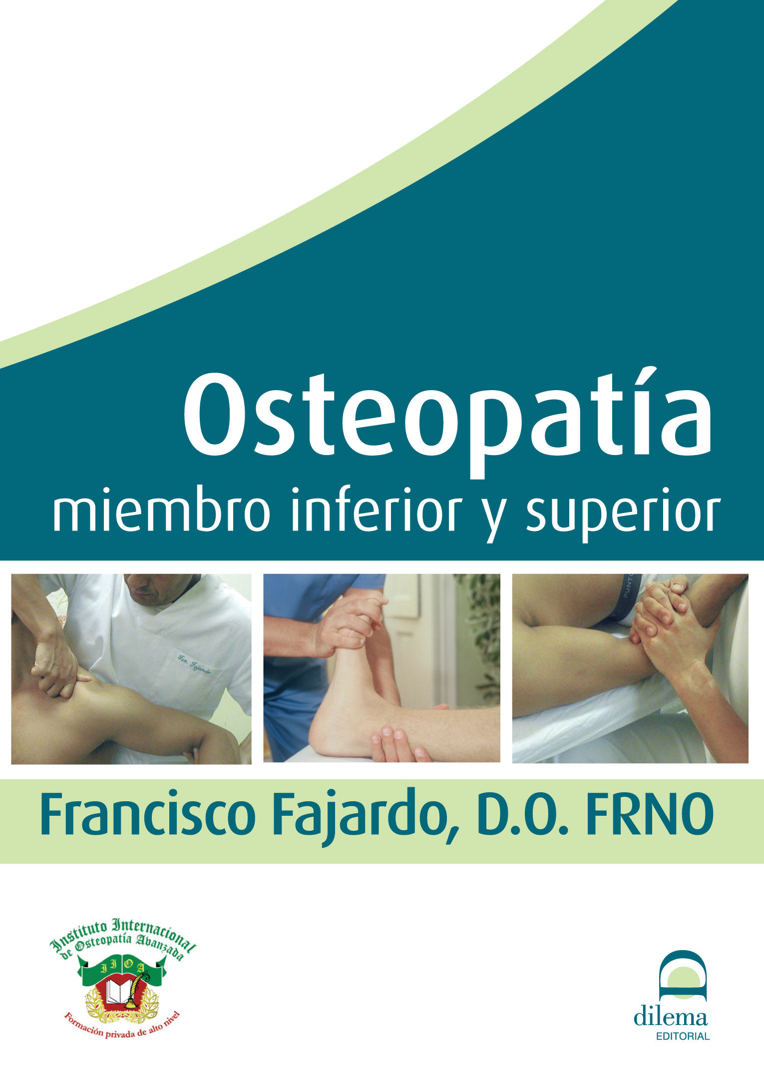 osteopatia miembro inferior y superior (dvd)-francisco fajardo ruiz-9788498272055