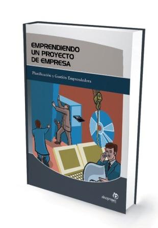 descargar EMPRENDIENDO UN PROYECTO DE EMPRESA pdf, ebook