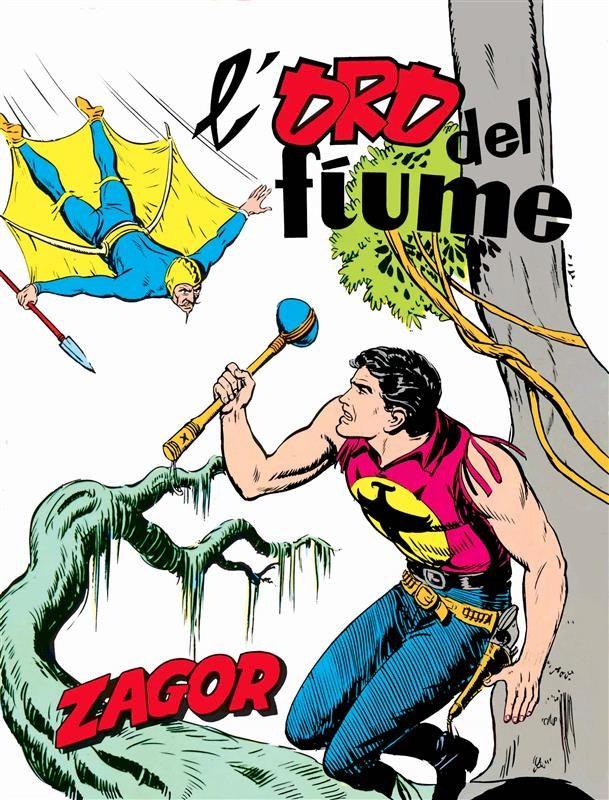Zagor. L'oro Del Fiume PDF iBook EPUB