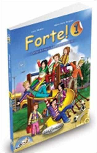 Forte! 1 - Libro Dello Studente Ed Esercizi C/audio Cd epub