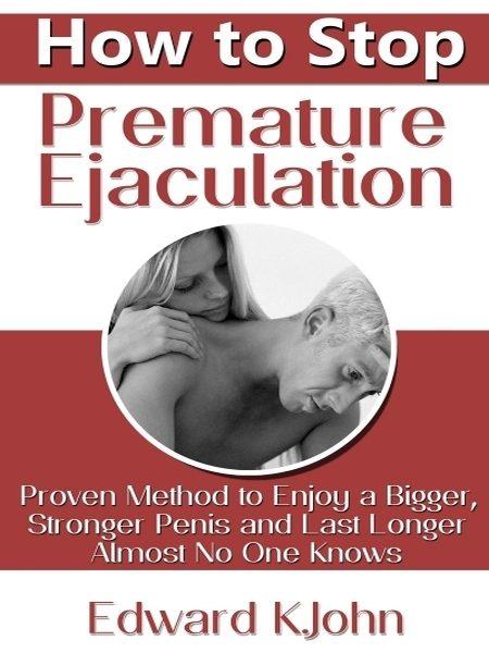 mature ejackulation pre stop