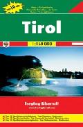 Tirol = Tyrol = Tirolo = Tyrol (1:150000) (freytag And Berndt) por Vv.aa. epub