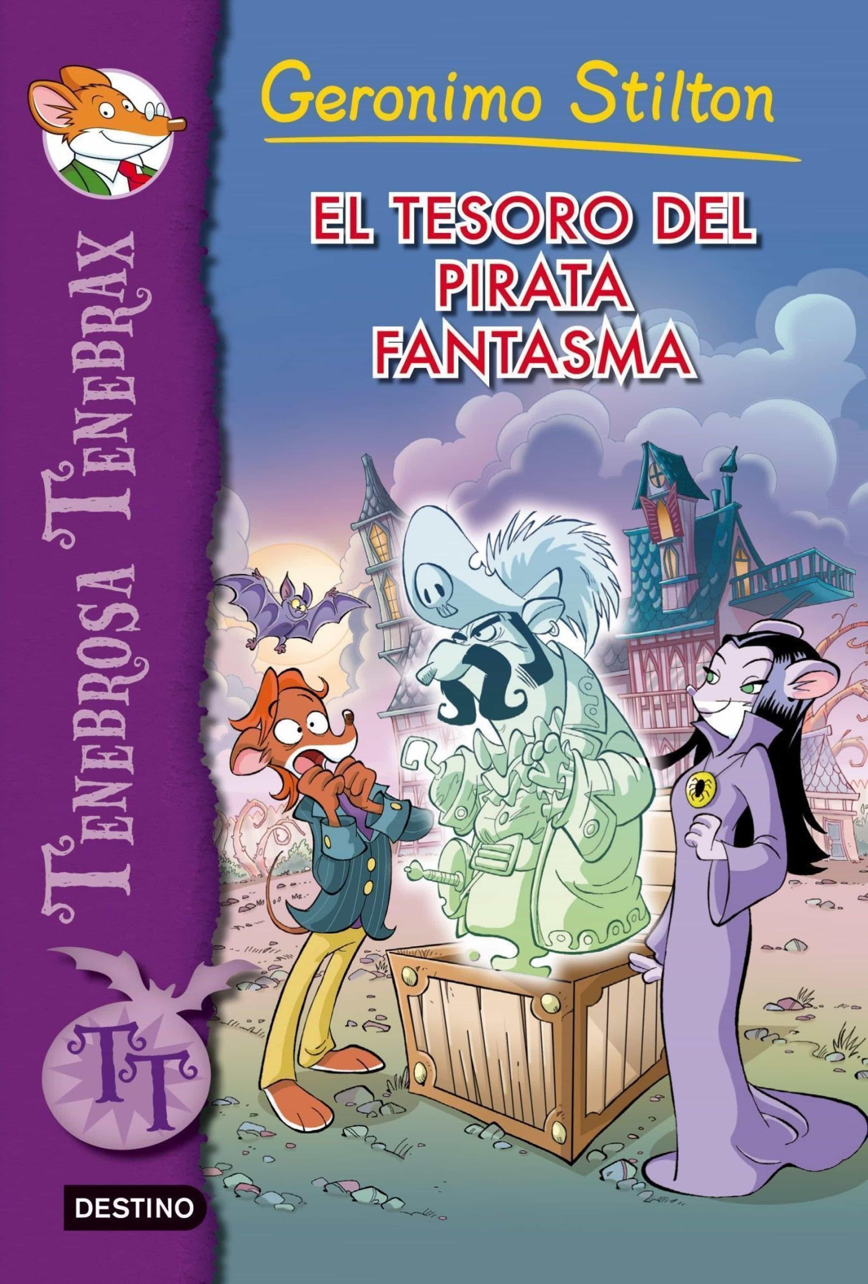 El Tesoro Del Pirata Fantasma   por Geronimo Stilton