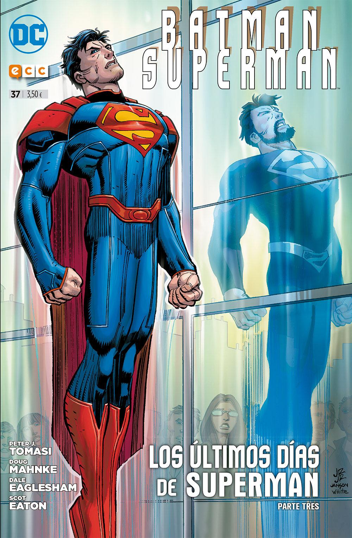 Batman / Superman Nº 37 por Peter Tomasi