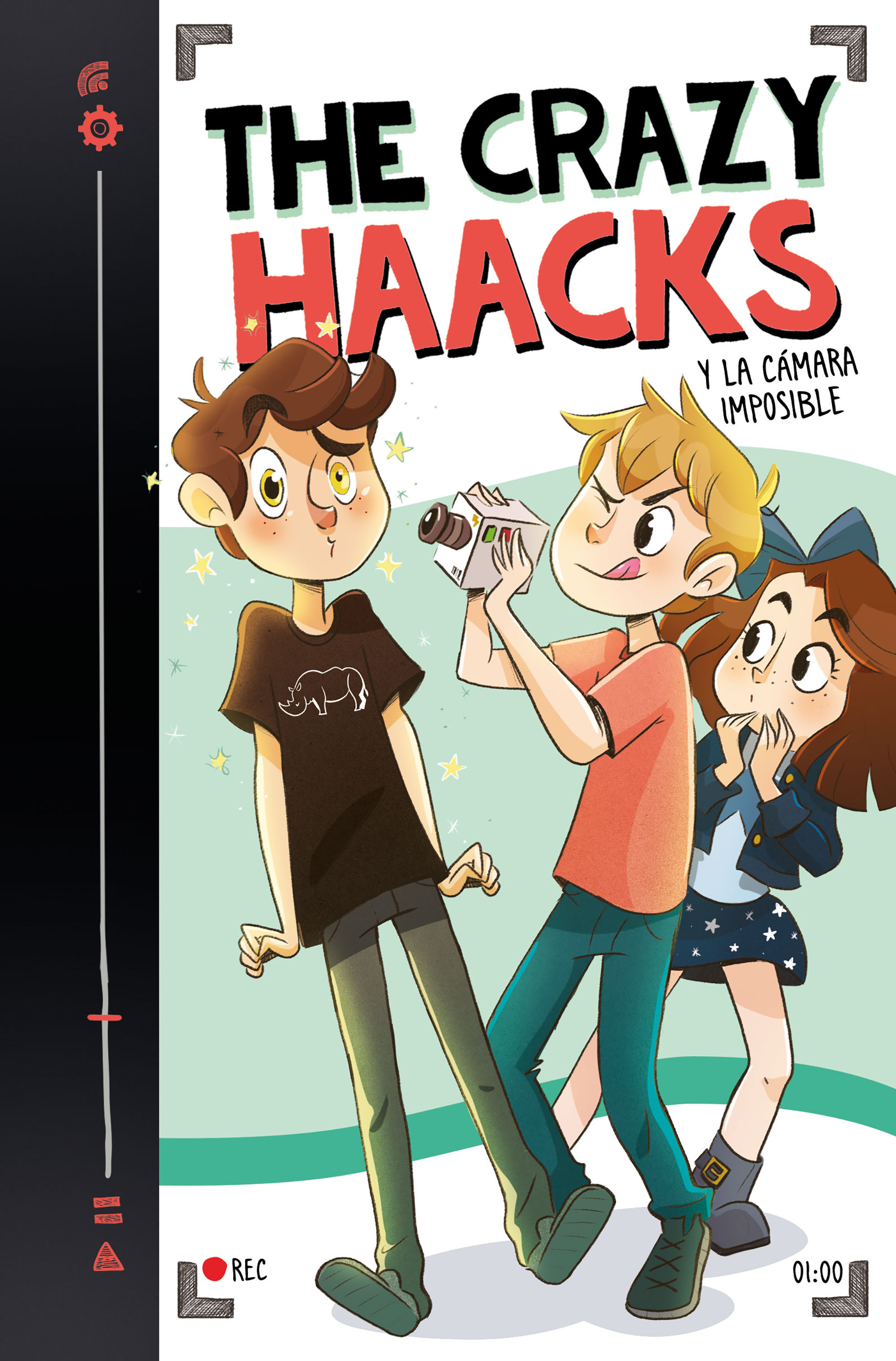 the crazy haacks y la cámara imposible (serie the crazy haacks 1) (ebook)-9788417460365