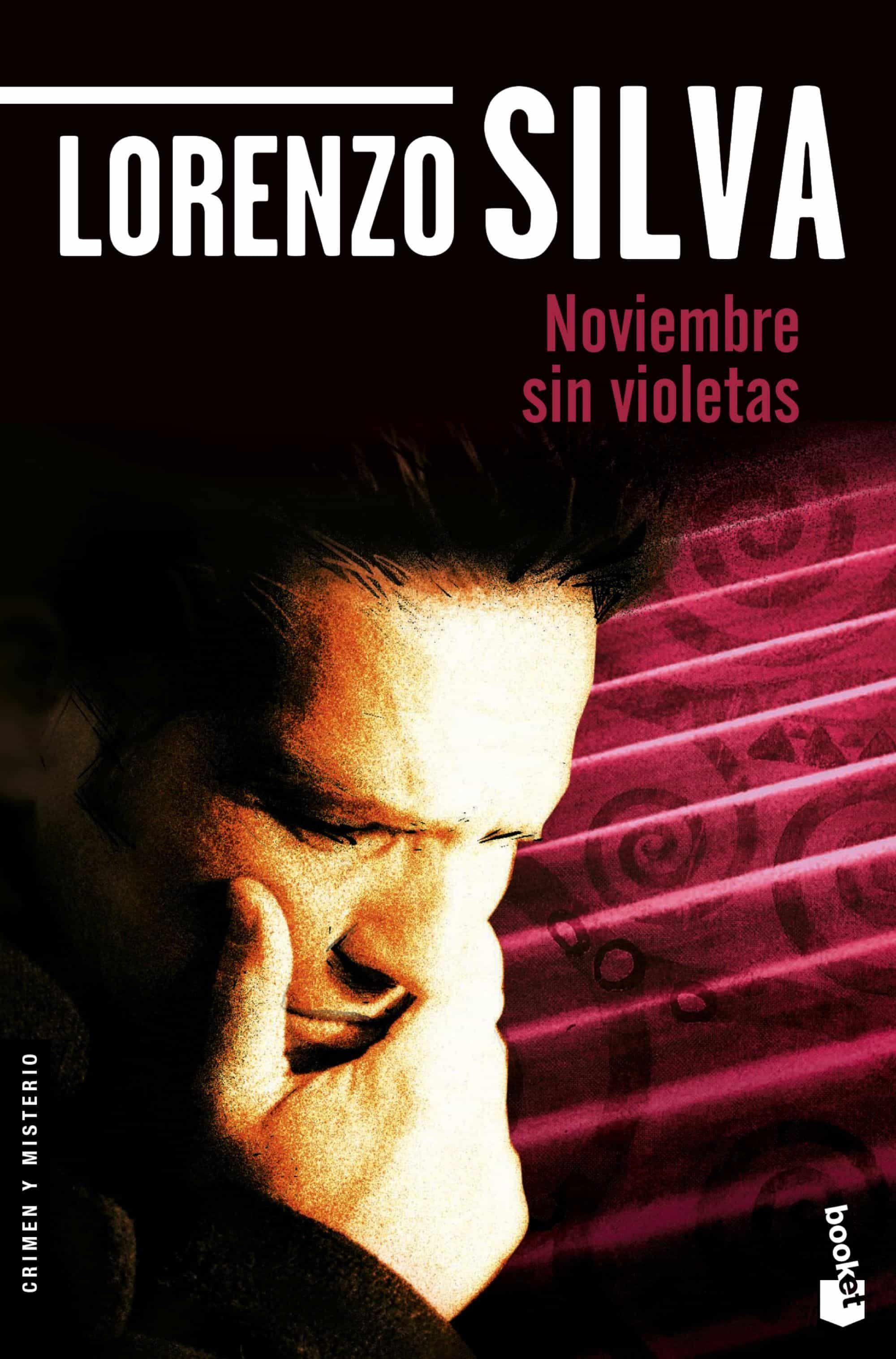 noviembre sin violetas-lorenzo silva-9788423349265