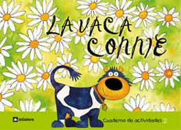 La Vaca Connie (cuaderno De Actividades 2) por Laura Espot