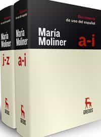 Diccionario De Uso Del Español Maria Moliner (3ª Ed.) (2 Vols.) por Maria Moliner