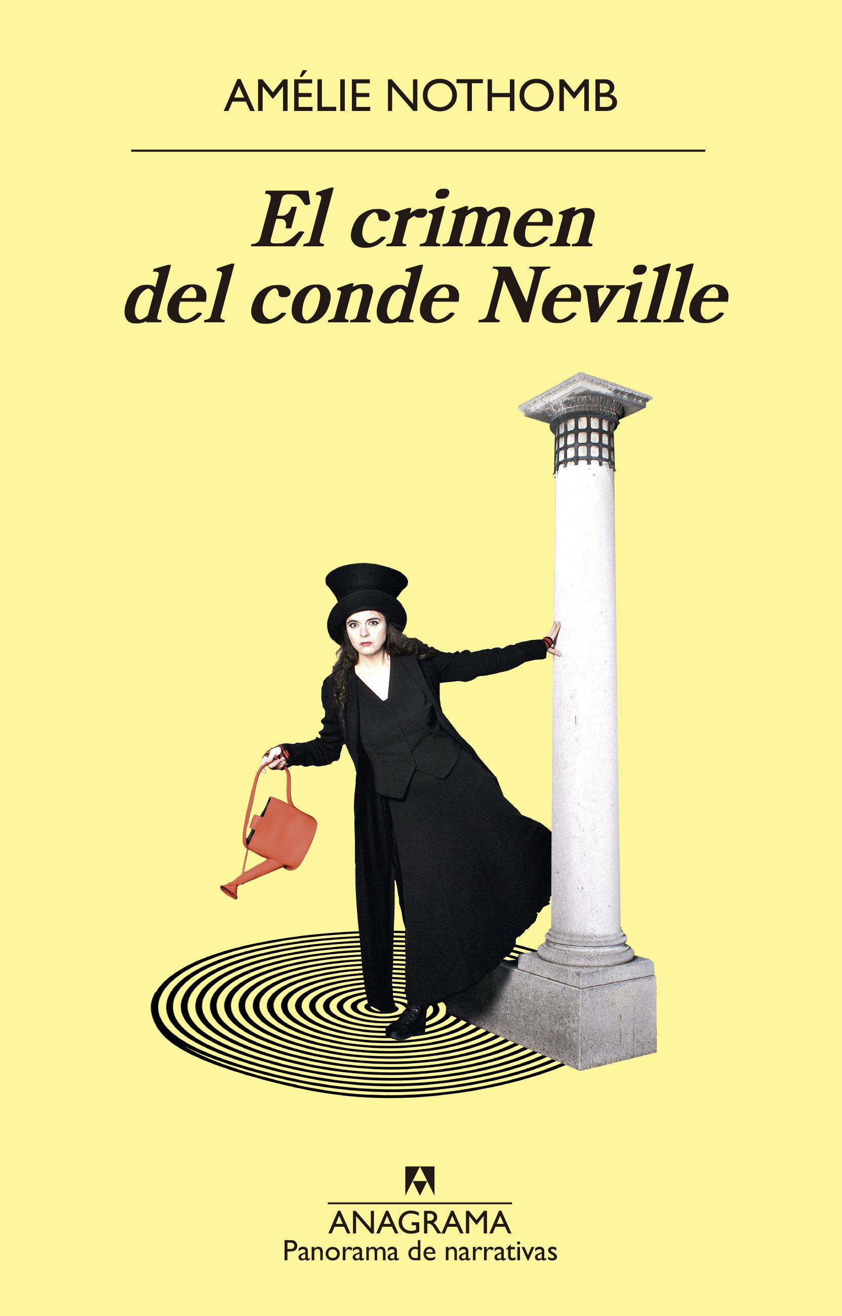 el crimen del conde neville-amelie nothomb-9788433979865