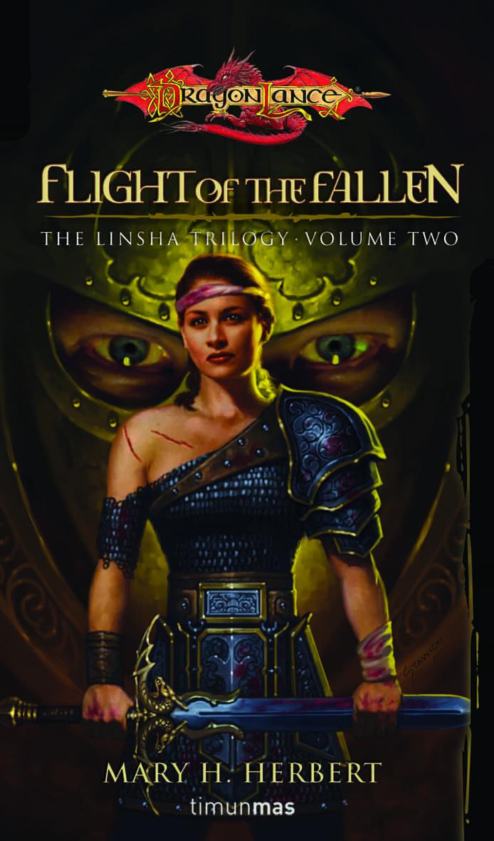 El Exodo De Los Vencidos (dragonlance: Trilogia De Linsha 2) por Mary H. Herbert Gratis