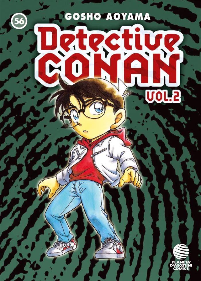 Detective Conan Ii Nº 56 por Gosho Aoyama