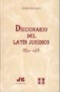 diccionario del latin juridico-nelson nicoliello-9788476985465