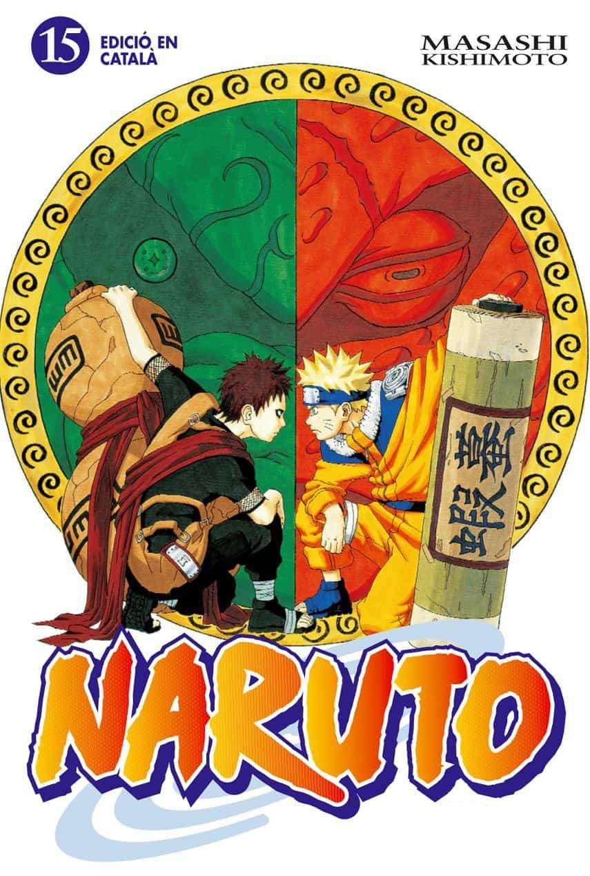 Naruto Catala Nº15/72 (edt) por Masashi Kishimoto epub