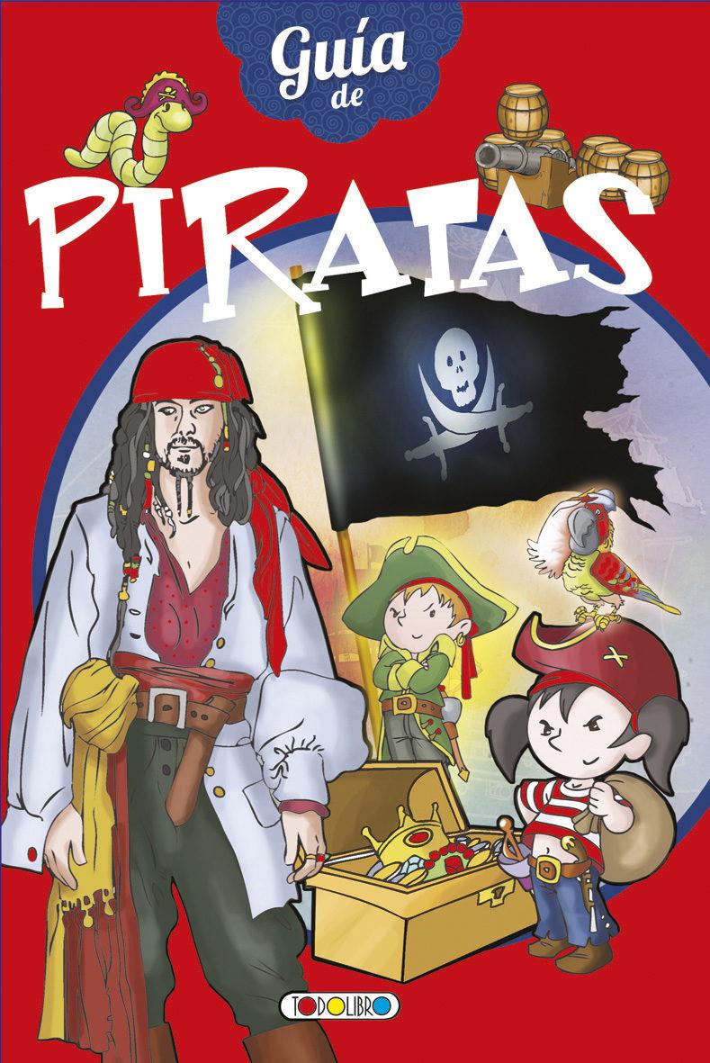 Guia De: Piratas por Aa Vv epub
