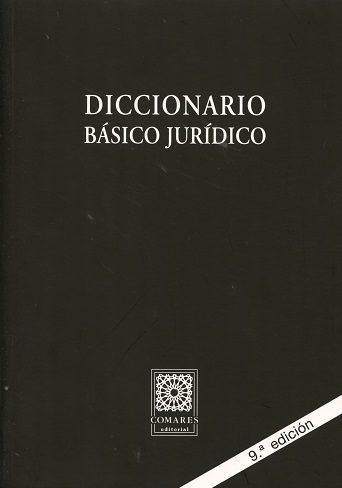 descargar DICCIONARIO BÁSICO JURÍDICO pdf, ebook