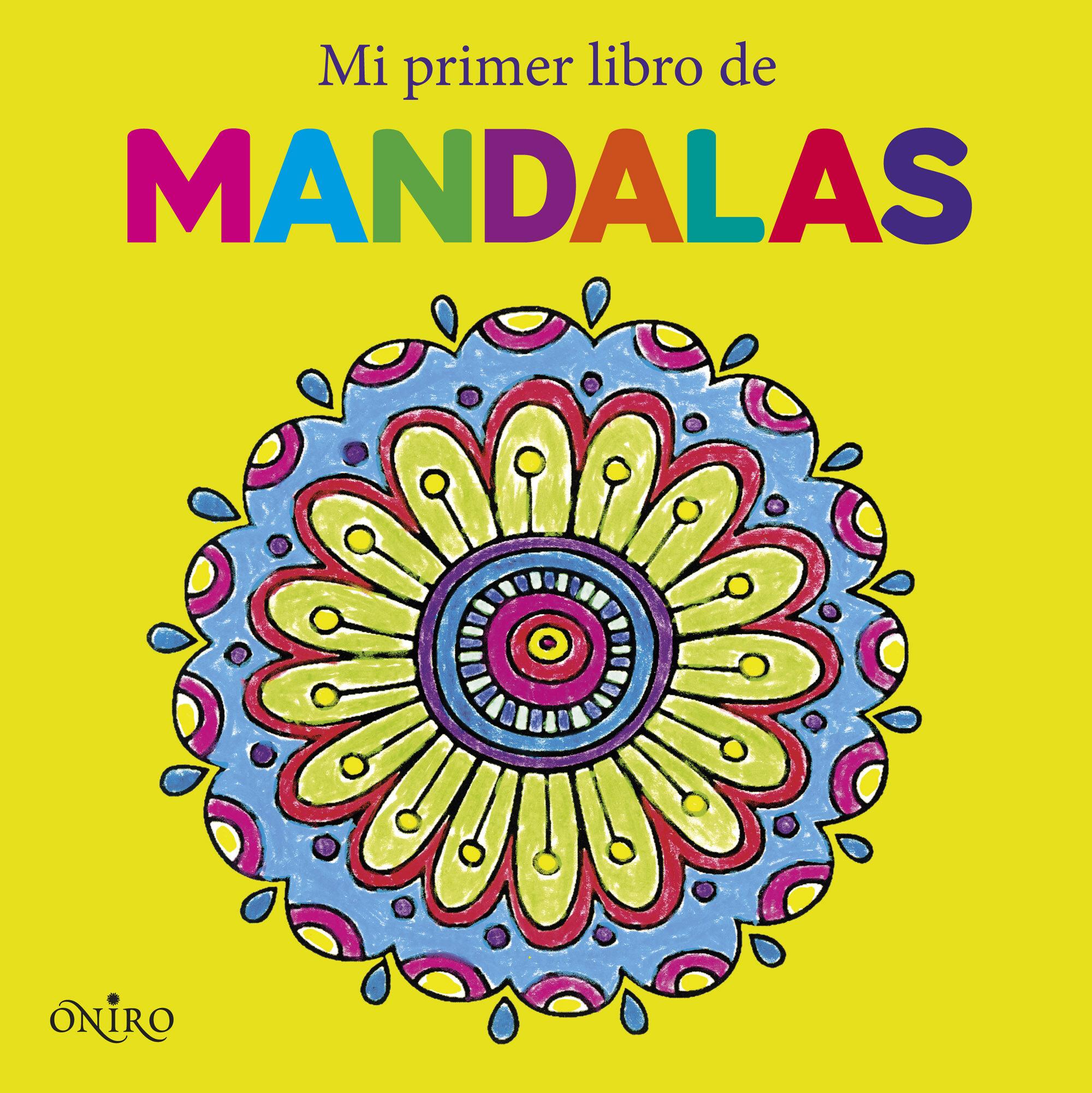 MI PRIMER LIBRO DE MANDALAS | VV.AA. | Comprar libro 9788497547765