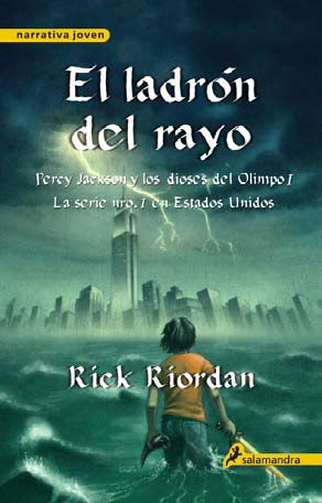 Resultado de imagen de PETER JACKSON EL LADRON DEL RAYO