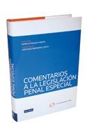 comentarios a la legislacion penal especial-9788498983265
