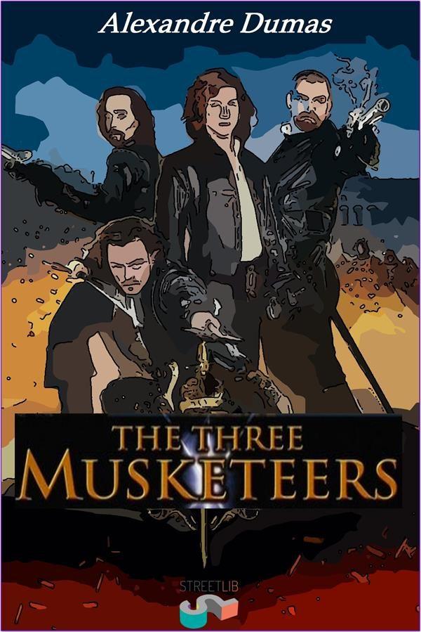 The Three Musketeers Epub