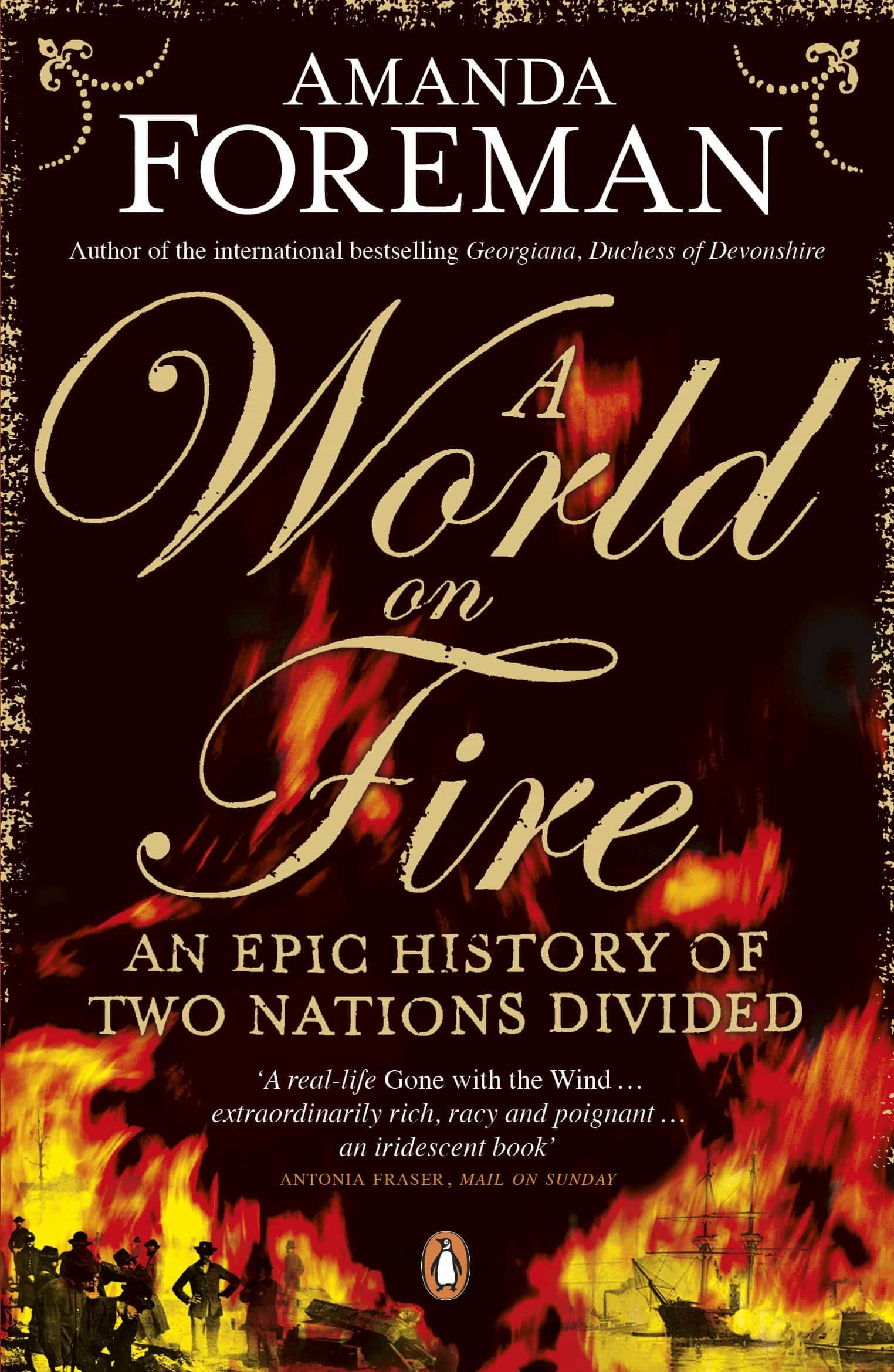 A World On Fire (ebook)amanda Foreman9780141909875