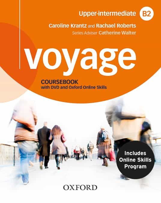 voyage b2 student book + workbook  oosp without key-9780190527075