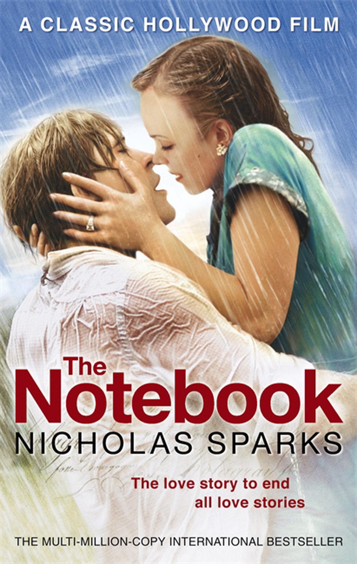 Resultado de imagen para the notebook