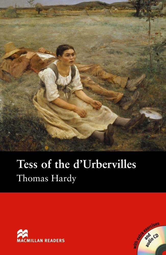 Macmillan Readers Intermediate: Tess Of The D Urbervilles Pack por Thomas Hardy;                                                           Retold By John Escott