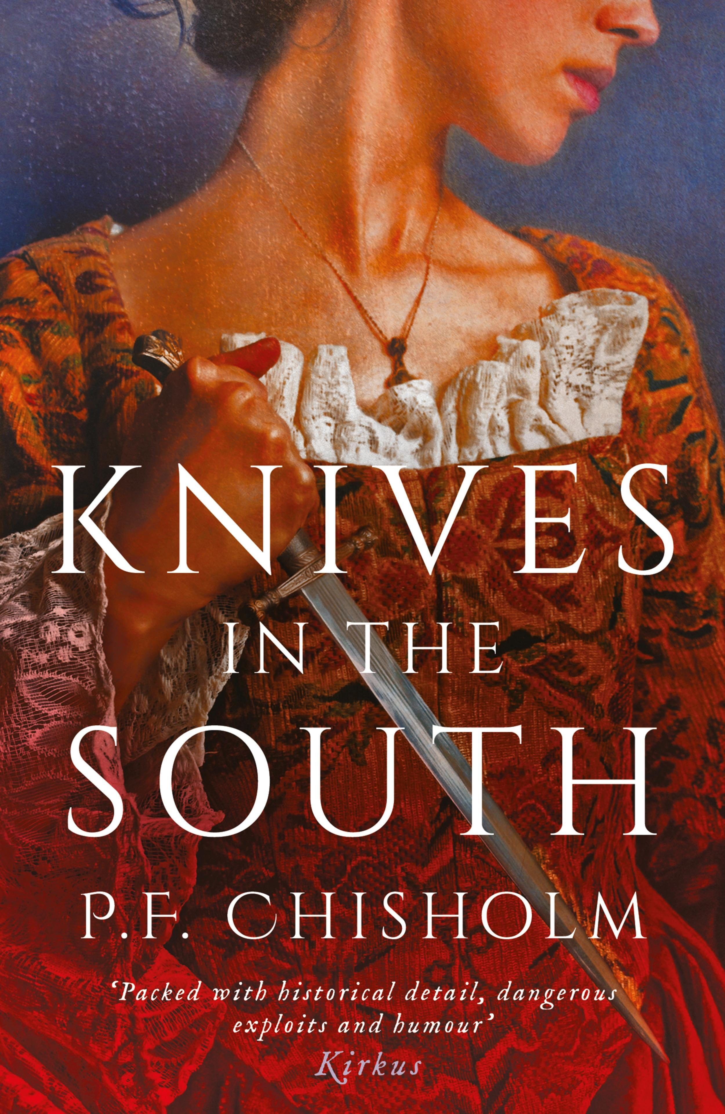 knives in the south (ebook)-p.f. chisholm-9781786696175
